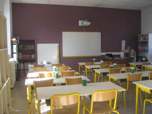 De très belles classes en CE et CM!
