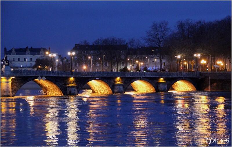 Ponts en Maine et Loire