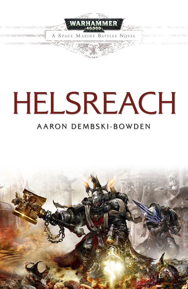 [Critique] Space Marines Battle, Tome 2 : Helsreach