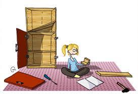 Montage d'un petit meuble de bureau