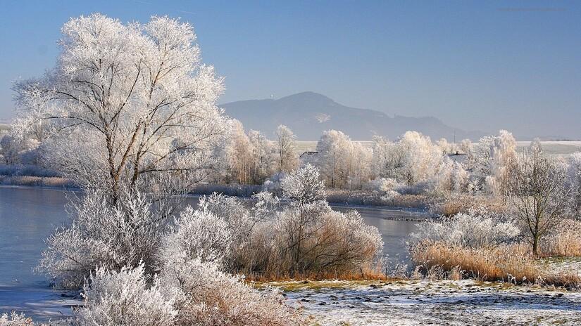 5 images d'hiver