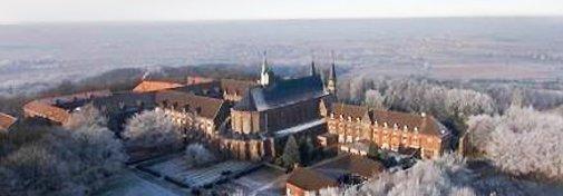 Mont des cats : Abbaye