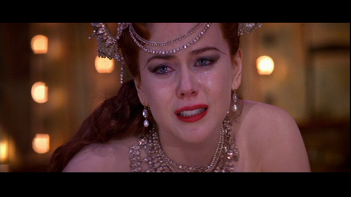Moulin Rouge, ou un amas de couleurs folles