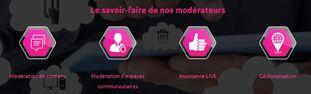 BPO : déléguez la modération de contenu à SEDECO !