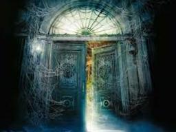 La porte du Cathedrhall