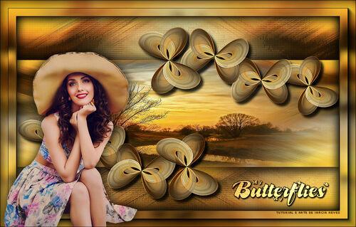 Butterflies de Inacia Neves