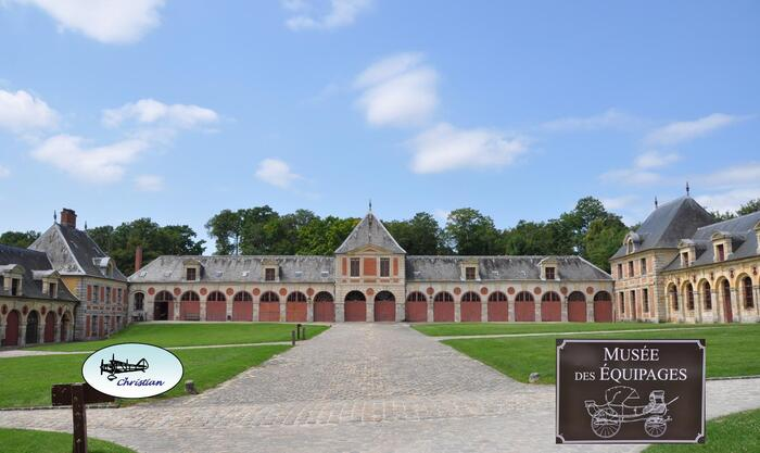 Vaux-le-Vicomte (VI/IX)