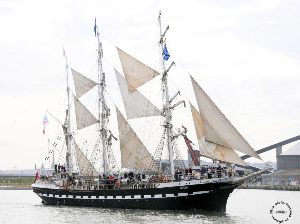 Armada des Voiliers et des hommes - ROUEN (36)