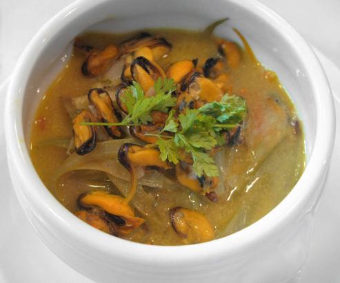 Potages, Soupes et crèmes