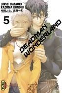 Deadman Wonderland tome 05