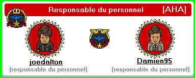 Équipe administrative