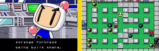 Bomberman Tournament z