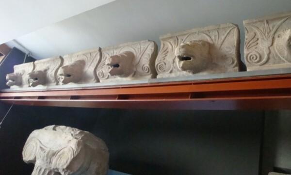 Temple d'Athéna