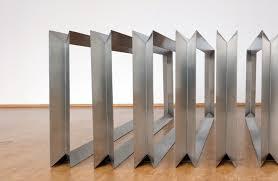 Donald Judd et l'art minimaliste.