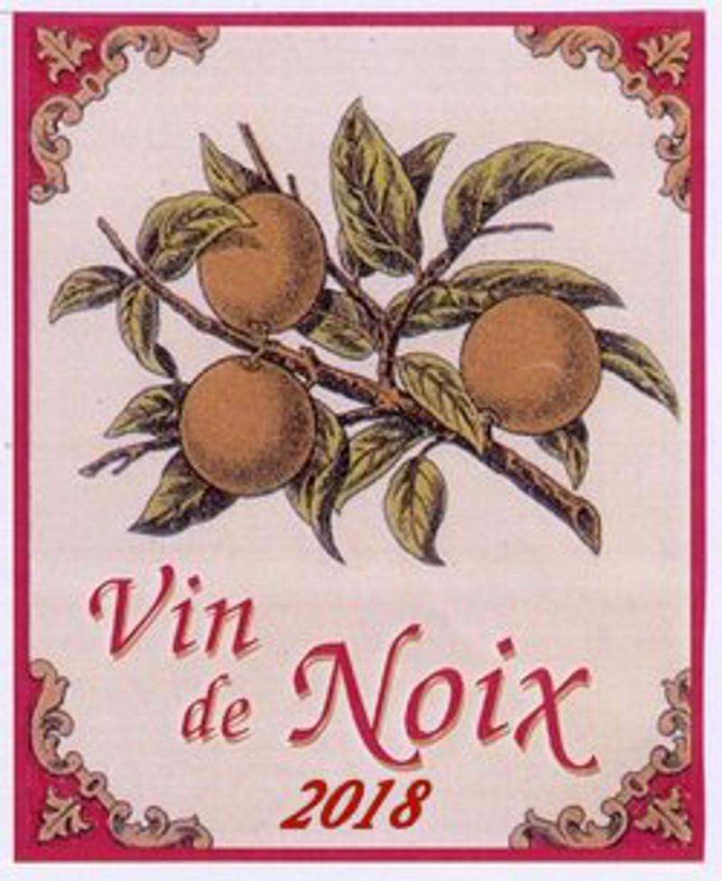 Vin De Noix Mon Petit Chez Moi