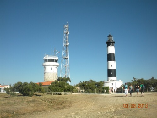 Chassiron ( Le phare )