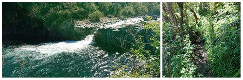 Une boucle à la Pointe de Langevin par la Cascade Jacqueline (RANDONNÉE)