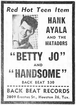 Hank Ayala & The Matadors (2)
