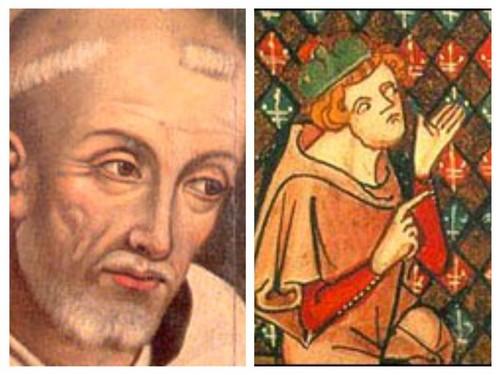 Saint Bernard , Abélard et la théologie au XIIème siècle, une conférence proposée par Châtillon Seine