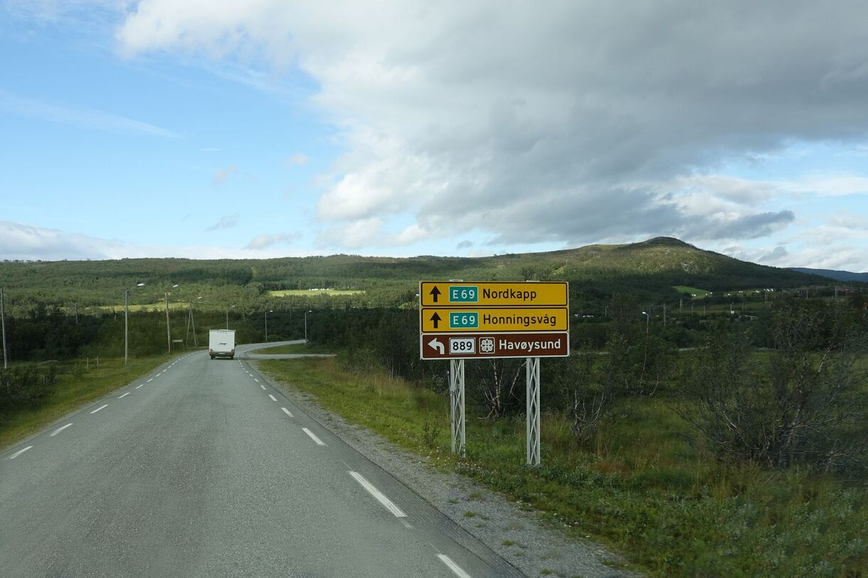 Le parc national de Varanger
