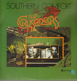 The Crusaders - Southern Comfort - Complete LP
