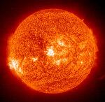Autour du soleil #1