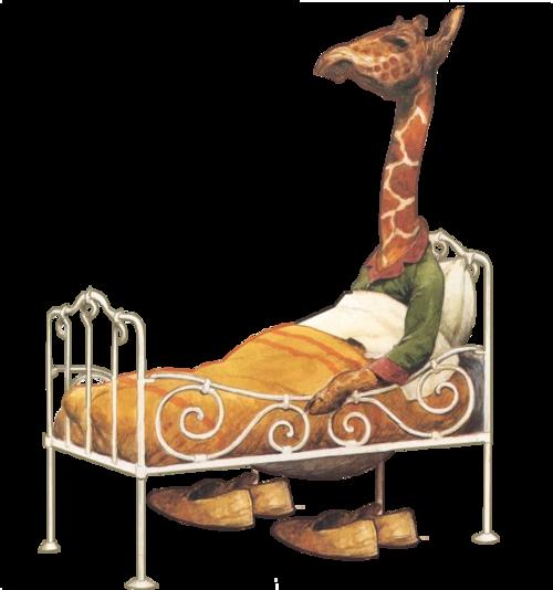 Tubes girafes