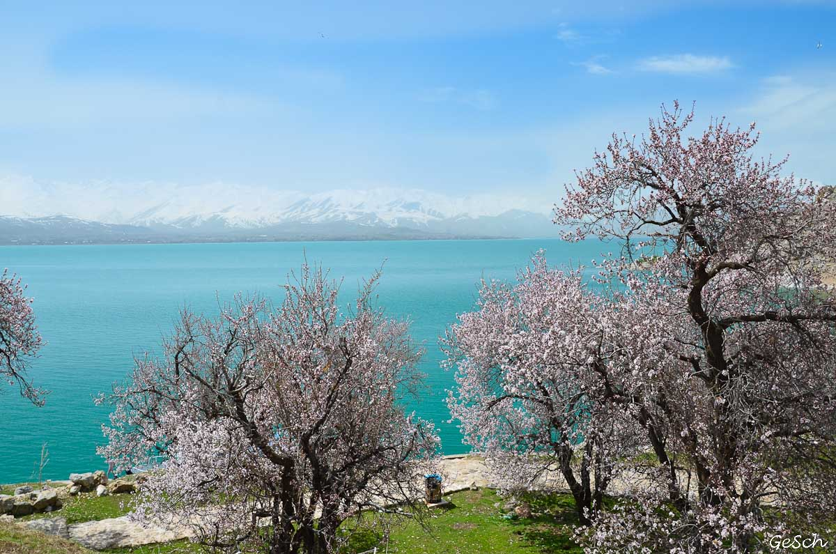 akdamar turquie lac van