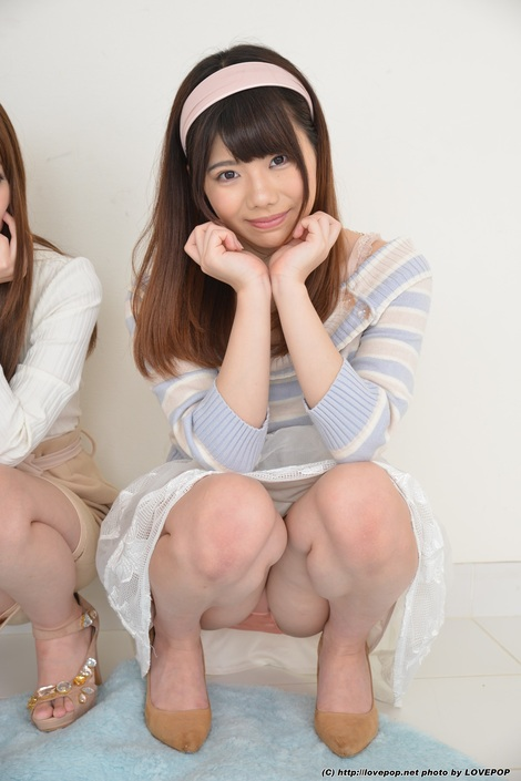 WEB Gravure : ( [LOVEPOP] - |企画etc... No.67 - PHOTO No.323 Vol.01| Lovely Pops/ラブリーポップス )
