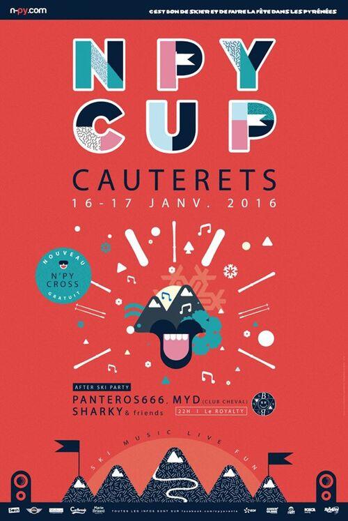 La N'PY CUP Cauterets 2016