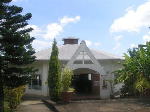 La Chapelle Ste-Thérèse au Parc du Gol