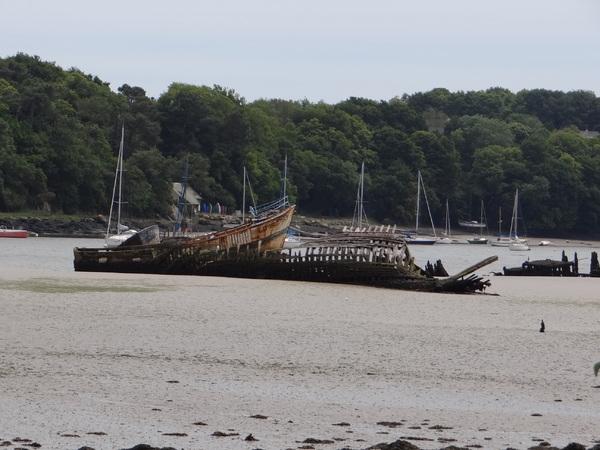 Lanester - Le cimetière marin de Kerhervy