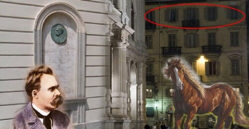 Le cheval de Turin ((A Torinói ló)