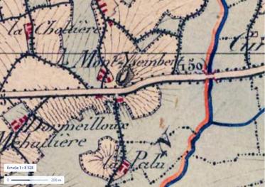 LES REMPARTS DE MONTISAMBERT (Orne)