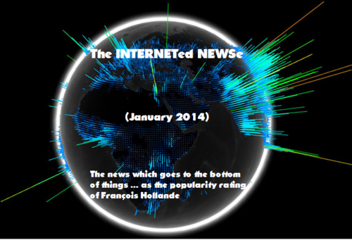 INTERNETed NEWSe: The news which goes to the bottom of things