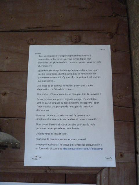 Hameau de Navacelles