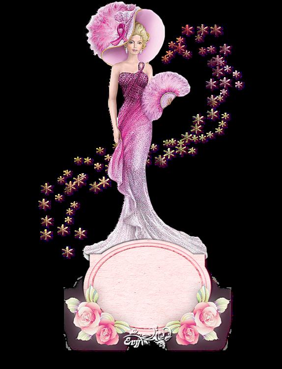 Belle en rose