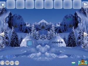 Jouer à Escape game save the penguin