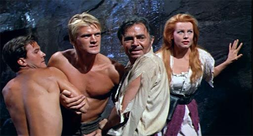 Voyage au centre de la Terre, le  film de 1959