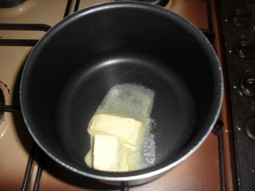 feuilletés champignon, béchamel et fromage de chèvre