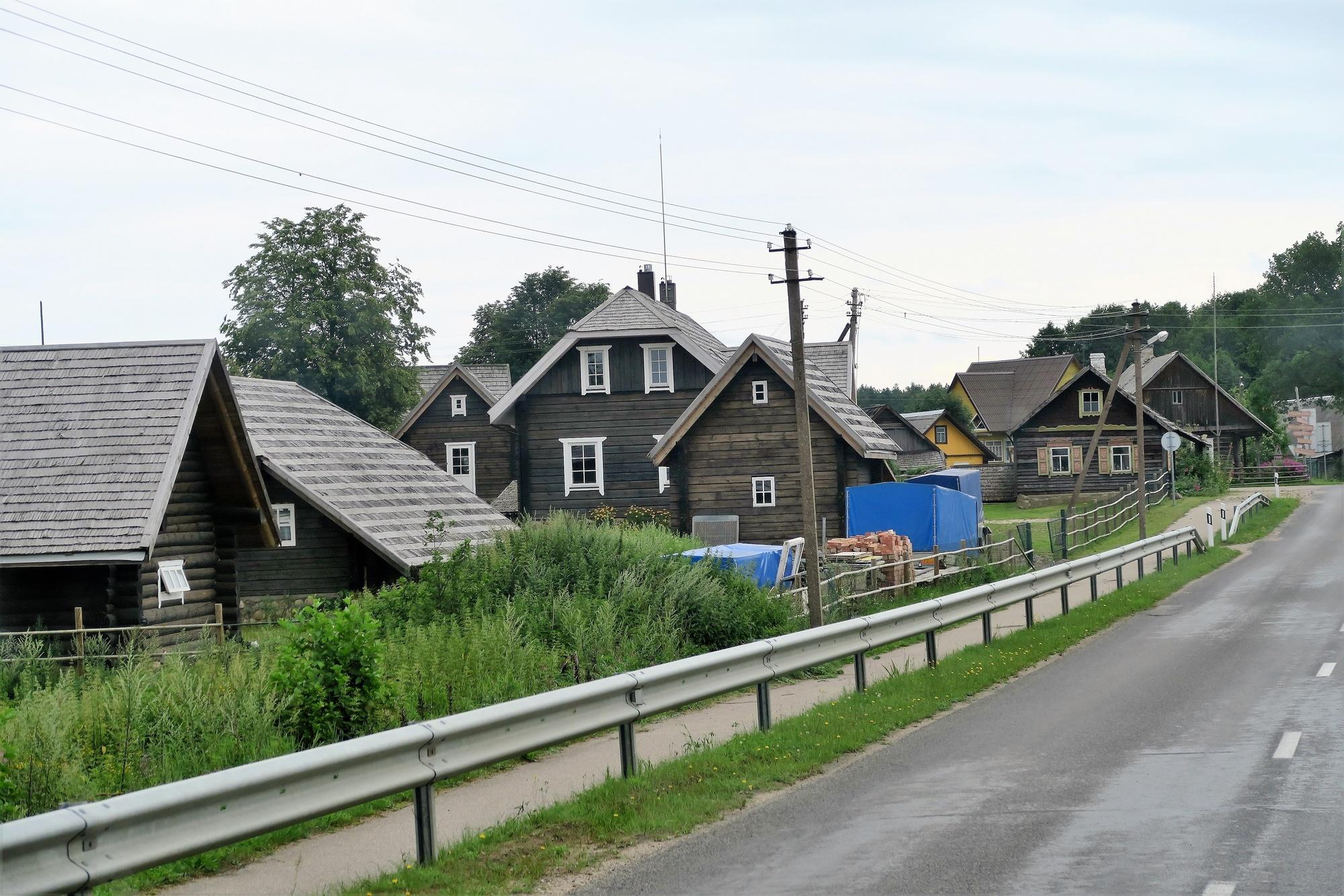 Parc National d'AUKŠTAITIJA (Lituanie)