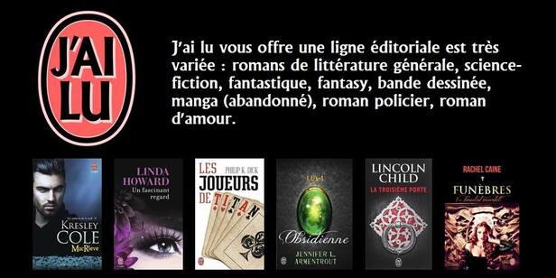 Bibliothèque J'AI LU