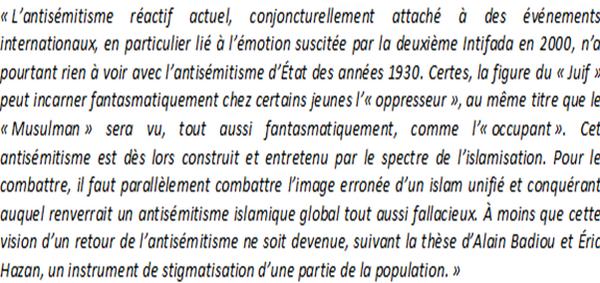 Raphaël Liogier, Le mythe de l'islamisation, essai sur une obsession collective, le seuil, 2018