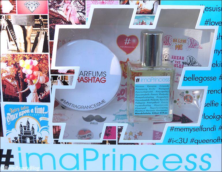Le parfum des princesses geekettes !