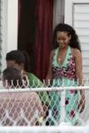 Rihanna et Oprah Winfrey à la Barbade
