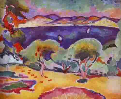 Né un 13 Mai, Georges Braque , artiste peintre, Taureau ascendant Sagittaire