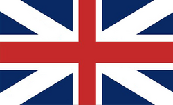 Carte, Union flag