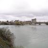 Confluent Seine à gauche, Yonne à droite
