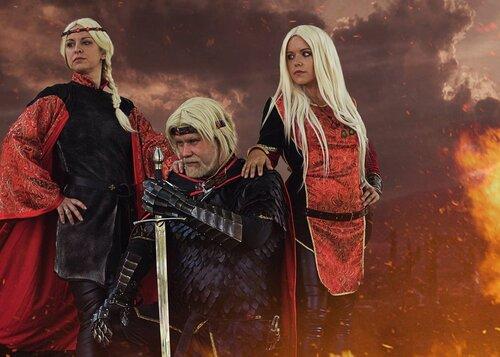 Quelques cosplays de Targaryen