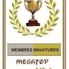 bonheur, emotion, fierté de gagner le megatop-decembre!